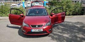 Seat Ibiza 1.4 TSI 150PS DSG ONLY 27K MILES