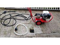Honda Petrol pressure washer GX200 6.5hp