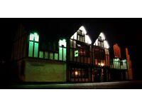 Black Swan Inn - Part time bar staff required