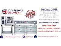 ALL RANGES OF NEW / REFURBISHED EQUIPMENT FOR SALE! Rationals, chargrills, peri peri equipment !!!!