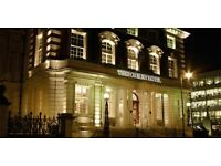 Full Time Hostess Required - 5 Star - Reading - The Forbury Hotel