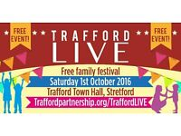 Trafford Live