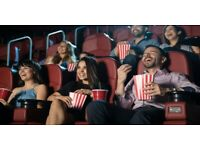 Male or Female Cinema Buddy/Companion required in the South London area.