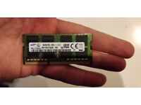 Samsung DDR3 Laptop RAM 8GB cheap