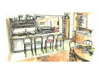 JUNIOR SOUS CHEF required for exciting new restaurant opening in Marylebone