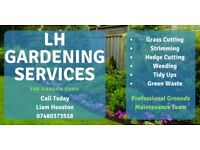OCD Gardening Services - Tyne & Wear