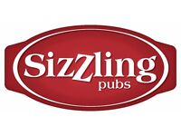 Chef - Sizzling Pubs Old Maypole