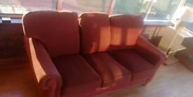 3 and 2 seater Alston sofas