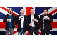 3 IMPRACTICAL JOKERS TICKETS LESS THAN FACE VALUE SUN OCT 8th 8pm £120