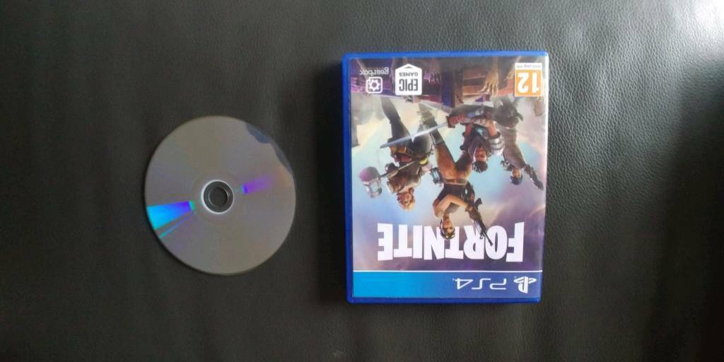 Fortnite Physical Disc Ps4 In Woking Surrey Gumtree