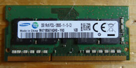 Laptop memory PC3 - DDR3 2gb
