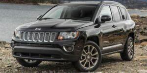 2016 Jeep Compass NORTH EDITION AWD CUIR TOIT MAGS À VENIR