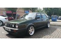 MK2 Golf GTI 20VT Finished Project Years MOT