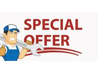 SPECIAL OFFER BOILER SERVICE & GAS SAFETY CHECK
