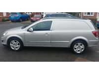 Vauxhall astra van 1.7cdti sportive 2011. Full service history. 71000miles new cambelt fitted @71000
