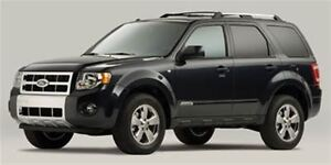 2008 Ford Escape Limited AS IS