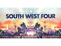 2 X SW4 Saturday Tickets For Sale