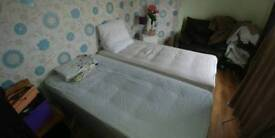 2 single beds barely used