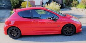 Peugeot 207 GTI (Low miles and FSH)