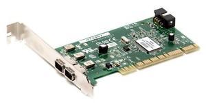 Carte PCI Firewire. Fonctionne parfaitement 418-821-1001