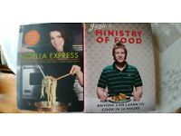 2 cooking books for £5