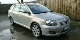 2007 Facelift Toyota Avensis T3