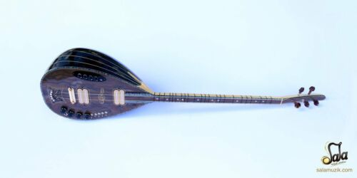Long Neck Turkish Electric Electro Saz Baglama With Equalizer / Dest EQ2