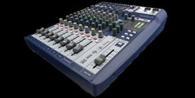 Soundcraft Signature 10 Audio mixer with Lexicon effects engine