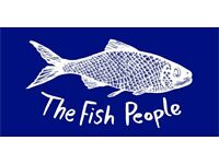 Sales Assistant for a Fishmongers