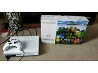 XBOX ONE S 500GB - 4K Console with HDR - White