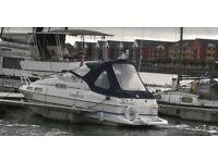 SEALINE 218 ENVOY MOTOR BOAT CRUISER £14500 O.N.O
