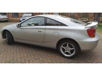 Toyota Celica for sale only £650