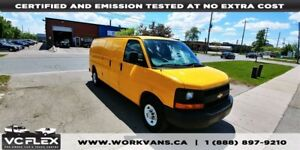 2012 Chevrolet Express 2500 Extended 4.8L V8 - 2 To Choose