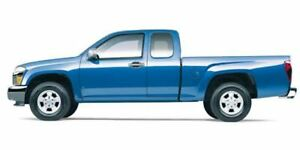 2007 GMC Canyon SL Z85