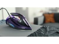 BRAND NEW Philips GC 5039 Azure Elite Steam Iron Purple NOW ON SALE! CHEAP!