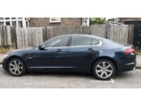 Jaguar XF Luxury model, 2.7l Diesel, Auto, low mileage, totally scratch free, full leather inner