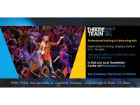 Theatretrain Performing Arts School for Children Age 6-18 years