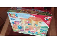 Girls Kids Playset Building Bricks like Lego Brand new
