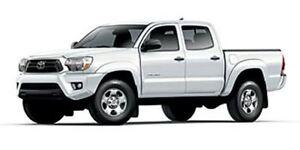 2013 Toyota Tacoma 4WD DBL CAB V6 AU