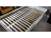 IKEA EU Double Bed Frame for sale.