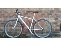 Ladies Bike Edinburgh Bicycle Co-operative Cadence 300 18 inch/ 46 cm frame