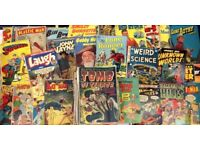 Comics / Magazines wanted cash paid