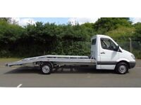VEHICLE RECOVERY - CAR TRANSPORTING - COLLECTION & DELIVERY - FAST SERVICE