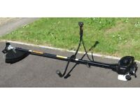 McCulloch B33 B Petrol Brush Cutter/Strimmer As New, with 2 stroke oil