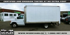 2005 Ford E-450 E450 16Ft Diesel + Tow Package