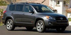 2010 Toyota RAV4 Sport WITH LEATHER PACKAGE!!!!!
