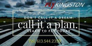 Learn to Fly with Fly Kingston