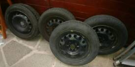 For Sale 4x wheels Toyota Aygo