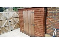 Garden Shed - 8ftx4ft