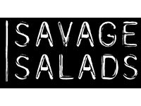 Experienced chef needed for Savage Salads prep kitchen